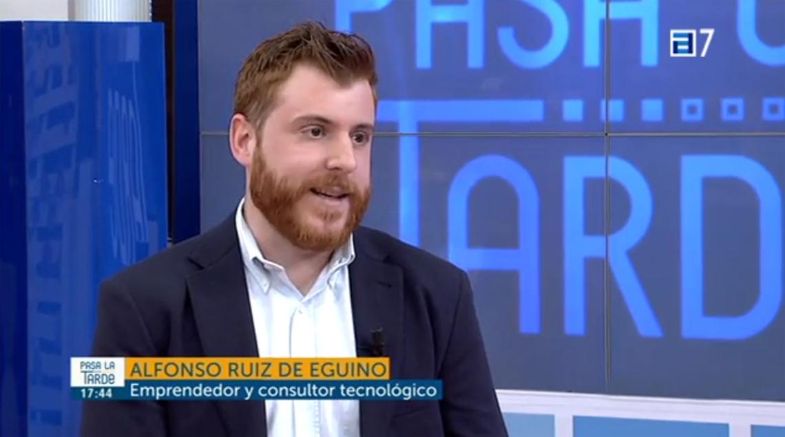 Alfonso Ruiz de Eguino en la TPA