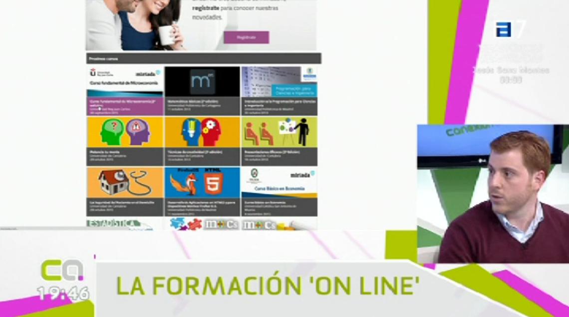Alfonso Ruiz de Eguino Formación online